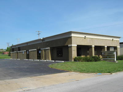 Commercial For Sale: 2003 South Stewart Avenue