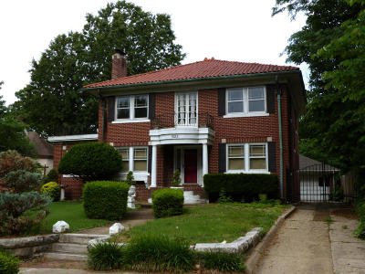 Springfield Single Family Home For Sale: 1523 North Jefferson Avenue
