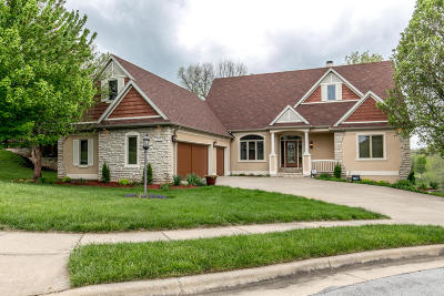 Springfield Single Family Home For Sale: 6032 South Overlook Trail