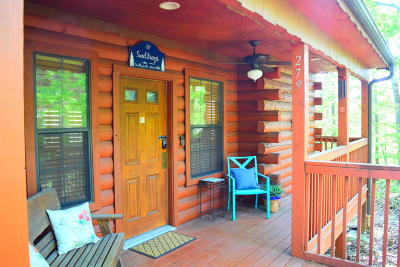 The Cabins At Grand Mountain Condo/Townhouse For Sale: 279a Oakridge Rd.