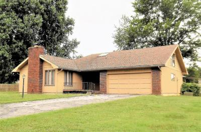 Battlefield MO Single Family Home For Sale: $124,000