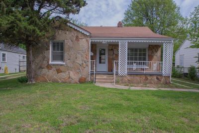 Springfield MO Single Family Home For Sale: $59,500