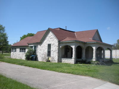 Cassville Single Family Home For Sale: 1010 Main