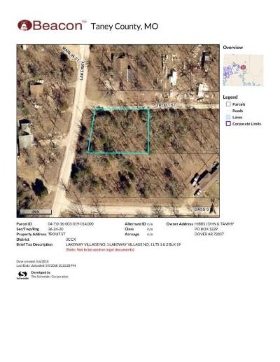 Kissee Mills Residential Lots & Land For Sale: Tbd Trout Street