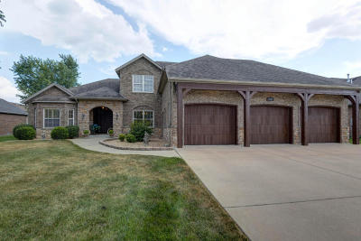 Nixa Single Family Home For Sale: 1006 West Glacier Court
