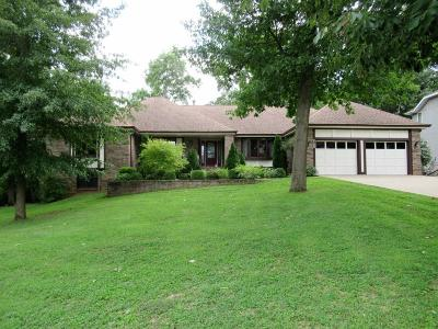 Springfield Single Family Home For Sale: 2120 East Woodhaven Place