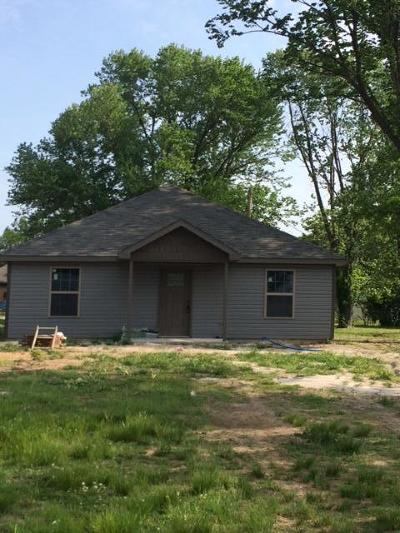 Joplin Single Family Home For Sale: 1235 West 10th