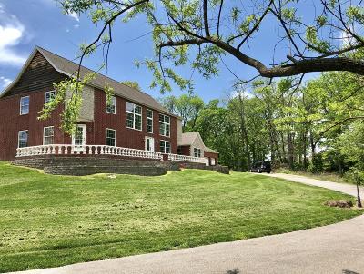 Marshfield Single Family Home For Sale: 351 Deer Run