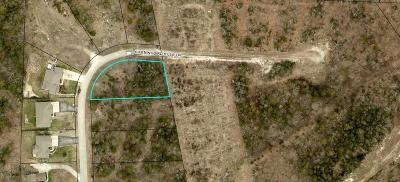 Branson  Residential Lots & Land For Sale: Lot 37 Hummingbird Hills Lane
