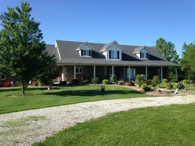 Bolivar Farm For Sale: 4390 Cottonwood Lane