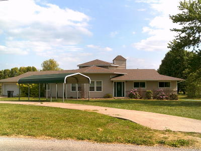 Cassville Single Family Home For Sale: 13791 Fr 2175
