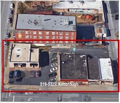 Commercial For Sale: 519-533 South Kimbrough Avenue