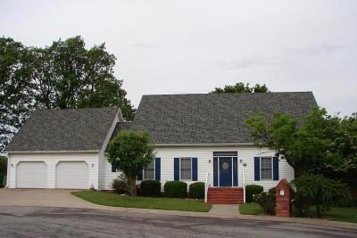 Monett Single Family Home For Sale: 804 Lometa Ct.