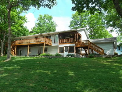 Stone County, Taney County Single Family Home For Sale: 112 Oak Drive