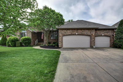 Nixa Single Family Home For Sale: 904 Denali Drive