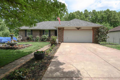 Battlefield MO Single Family Home For Sale: $179,900