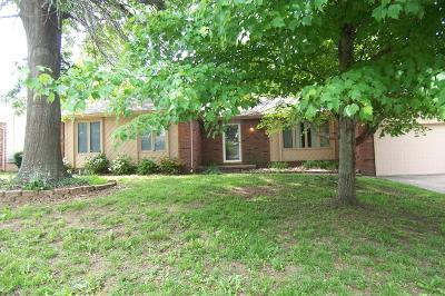 Nixa MO Single Family Home Rented: $127,500