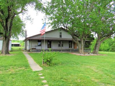 Polk County Farm For Sale: 815 East 430th Road
