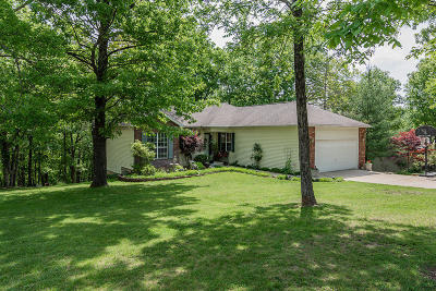 Branson MO Single Family Home For Sale: $209,900