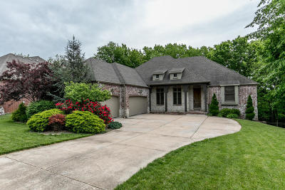 Springfield MO Single Family Home For Sale: $499,900