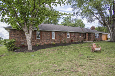 Single Family Home For Sale: 12046 West Farm Rd 28