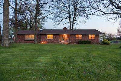 Rogersville Single Family Home For Sale: 8186 East County Line Road