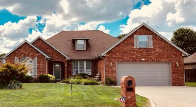 Nixa MO Single Family Home For Sale: $289,900