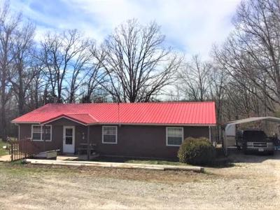 Single Family Home For Sale: 1356 State Hwy 32