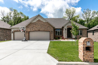 Springfield MO Single Family Home For Sale: $429,900