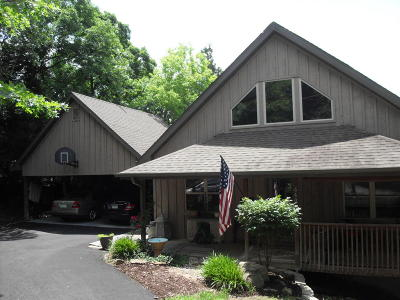 Branson MO Single Family Home For Sale: $169,900
