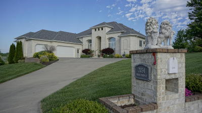 Nixa Single Family Home For Sale: 2034 North Prato Court
