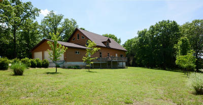 Forsyth Single Family Home For Sale: 1161 Secluded Acres Road