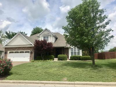 Joplin Single Family Home For Sale: 2001 East Sadie Lane