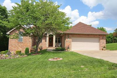 Branson West MO Single Family Home For Sale: $289,500