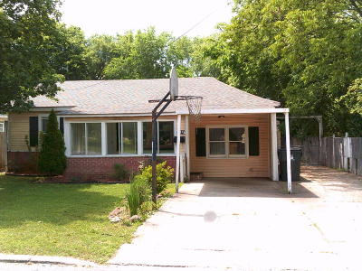 Aurora Single Family Home For Sale: 807 South Lincoln Avenue