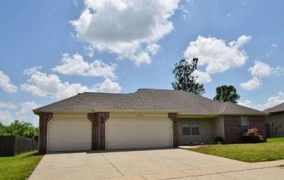 Springfield Rental For Rent: 4756 West Skyler Drive