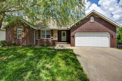 Springfield Single Family Home For Sale: 1773 West Lennox Drive