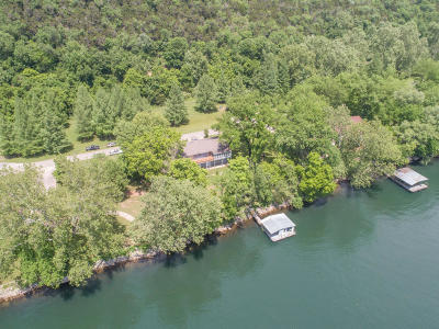 Stone County, Taney County Single Family Home For Sale: 906 Sunset Road