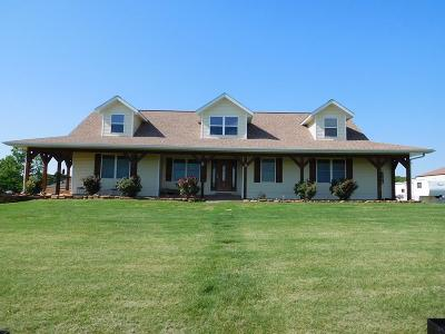 Bolivar Farm For Sale: 1559 East 405th Road
