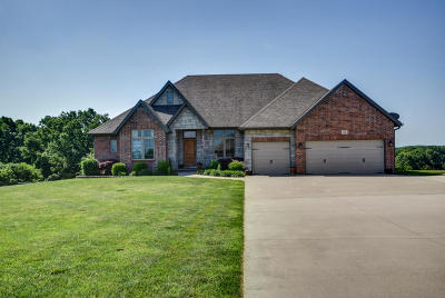 Ozark MO Single Family Home For Sale: $495,000