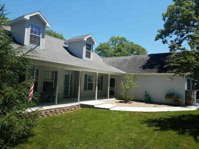 Branson MO Single Family Home For Sale: $319,500