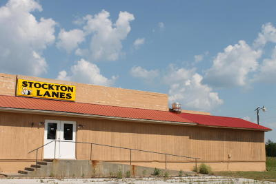 Stockton Commercial For Sale: 15015 South 1453 Road