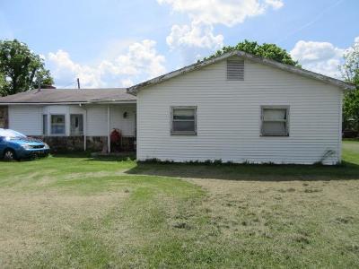 Ozark MO Single Family Home For Sale: $40,000