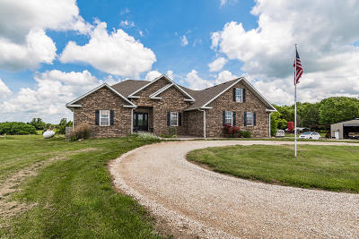 Fordland Single Family Home For Sale: 2619 Saddle Club Road