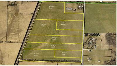 Republic Residential Lots & Land For Sale: Farm Rd 107 #Tract 3