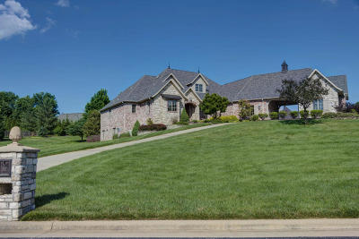 Springfield Single Family Home For Sale: 758 South Hickory Terrace