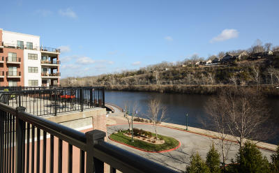 Condo/Townhouse For Sale: 10201 Branson Landing