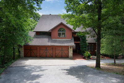 Branson MO Single Family Home For Sale: $400,000