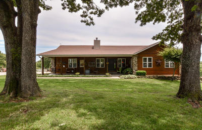 Blue Eye Single Family Home For Sale: 10062 East State Highway 86