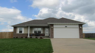 Bolivar Single Family Home For Sale: 4758 South 130th Road